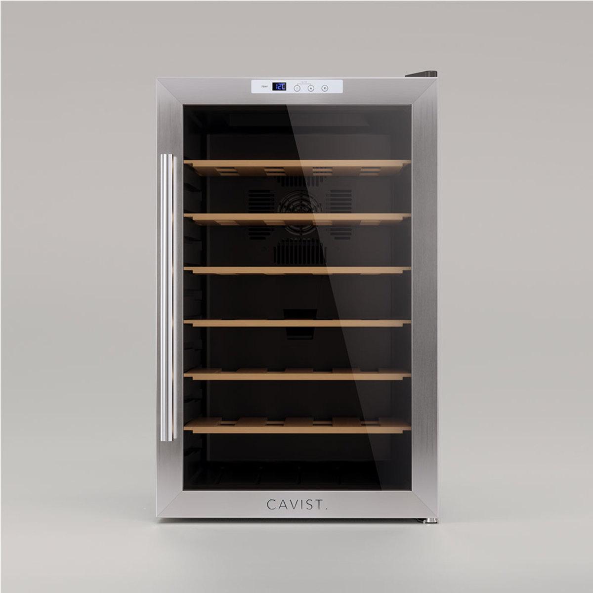 Bild 5 von CAVIST Weinkühlschrank für 28 Flaschen