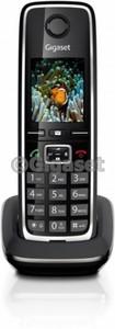 Gigaset Telefon C530HX ,  schnurlos, schwarz AB