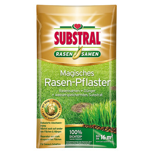 Substral Magisches Rasen-Pflaster