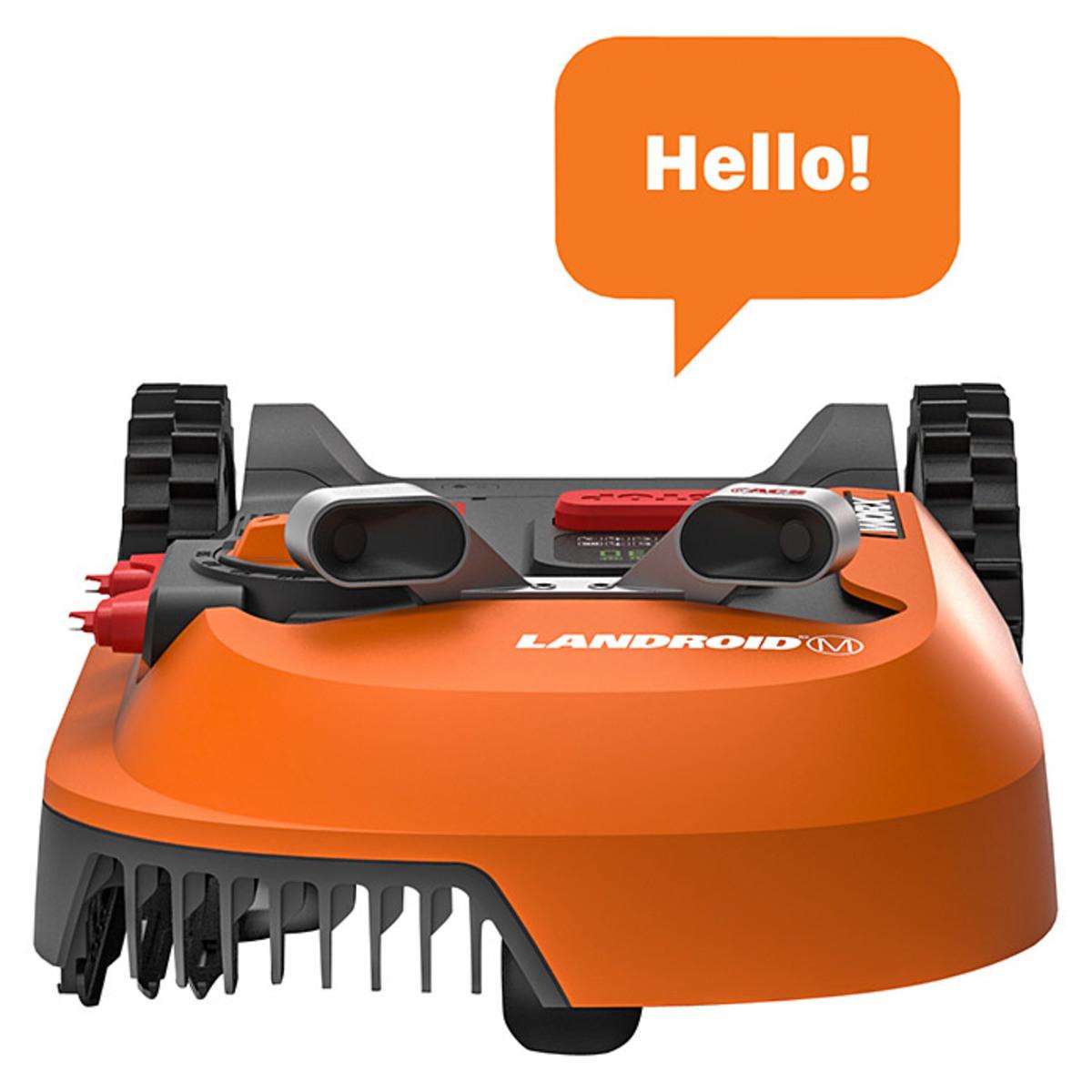 Bild 2 von Worx Landroid Spracherkennungsmodul Voice Control