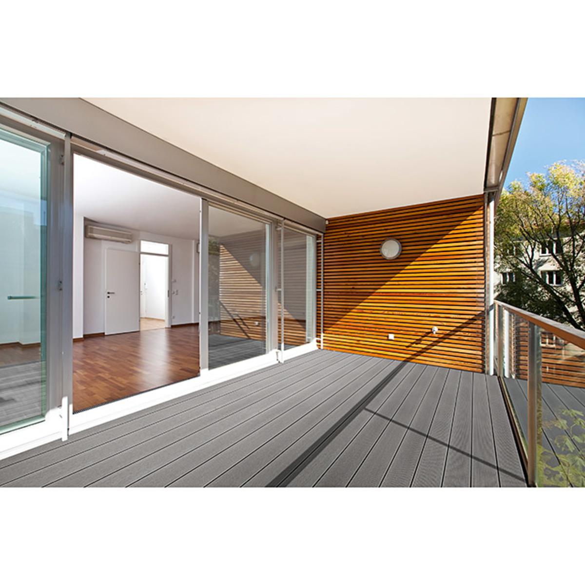 Bild 3 von WPC-Terrassendiele Grey