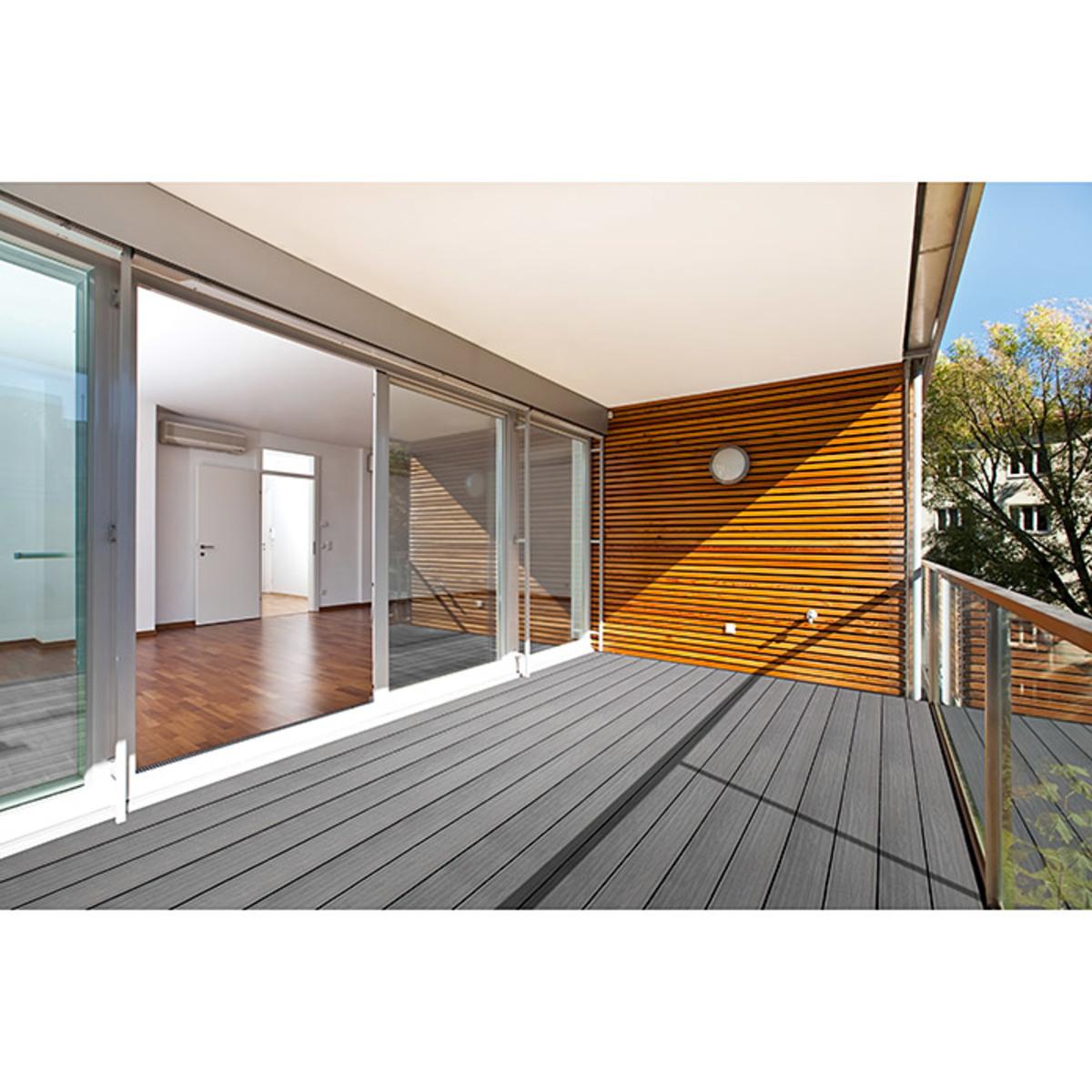Bild 4 von WPC-Terrassendiele Grey