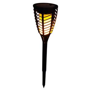 BAUHAUS Solar-Erdspieß Fackel Flame