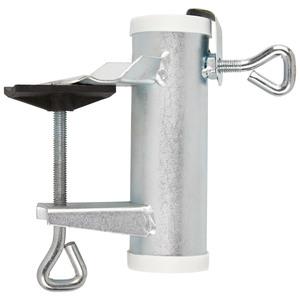 Balkon-Sonnenschirmhalter (Stahl)