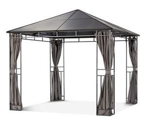 Hardtop-Pavillon, inkl. Seitenwänden