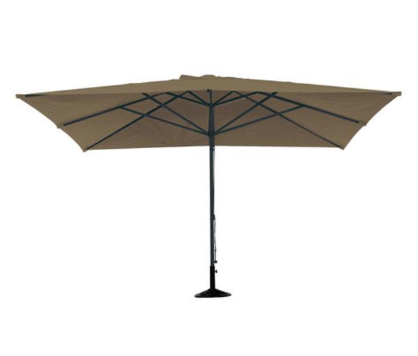 Leco-Aluminium-Sonnenschirm »Commercial Alu Parasol«, ca. 3 x 3 m