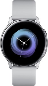 Samsung Galaxy Watch Active Smartwatch silber