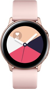 Samsung Galaxy Watch Active Smartwatch rose gold