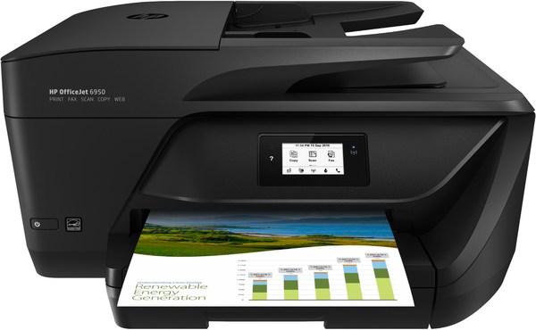 HP OfficeJet 6950 eAiO Multifunktionsgerät Tinte