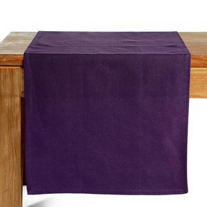 Tischläufer, 40x150cm, lila