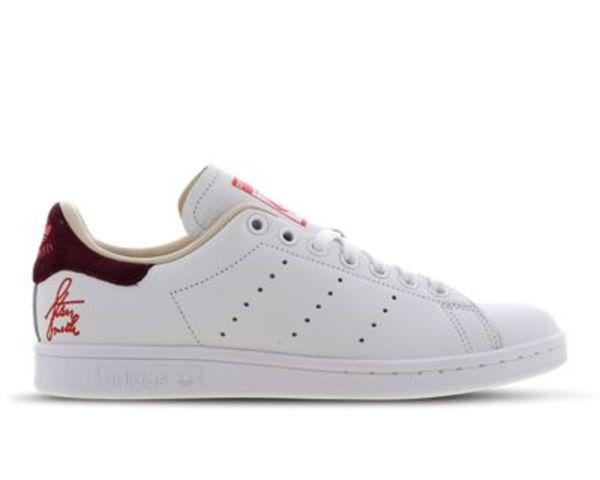 new lifestyle new york nice cheap adidas Stan Smith Scripted - Damen Schuhe von Foot Locker ...