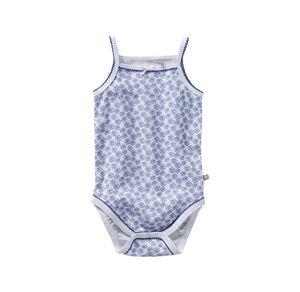 Liegelind Baby-Mädchen-Body mit Blümchen-Muster