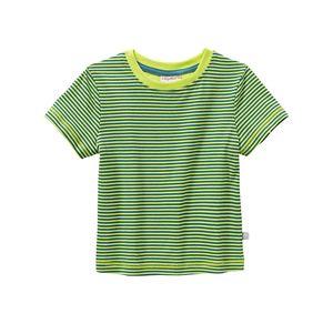 Liegelind Baby-Jungen-T-Shirt mit Ringelmuster