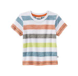Liegelind Baby-Jungen-T-Shirt mit Streifenmuster