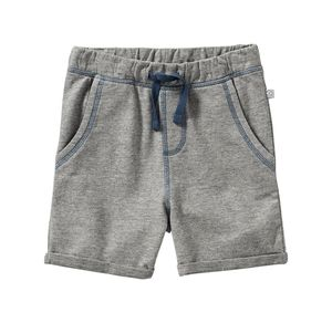 Liegelind Baby-Jungen-Shorts in Melange-Optik