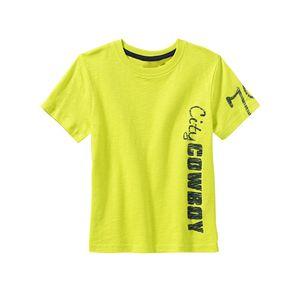 Kids Jungen-T-Shirt mit tollem Schriftzug