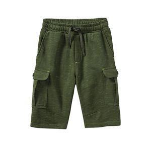 Kids Jungen-Bermudas mit Cargo-Taschen