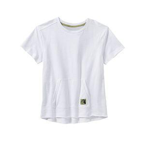 Kids Jungen-T-Shirt mit Känguru-Tasche