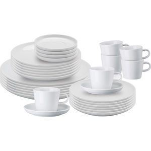 Arzberg Porzellan-Set Cucina basic, 30-tlg.