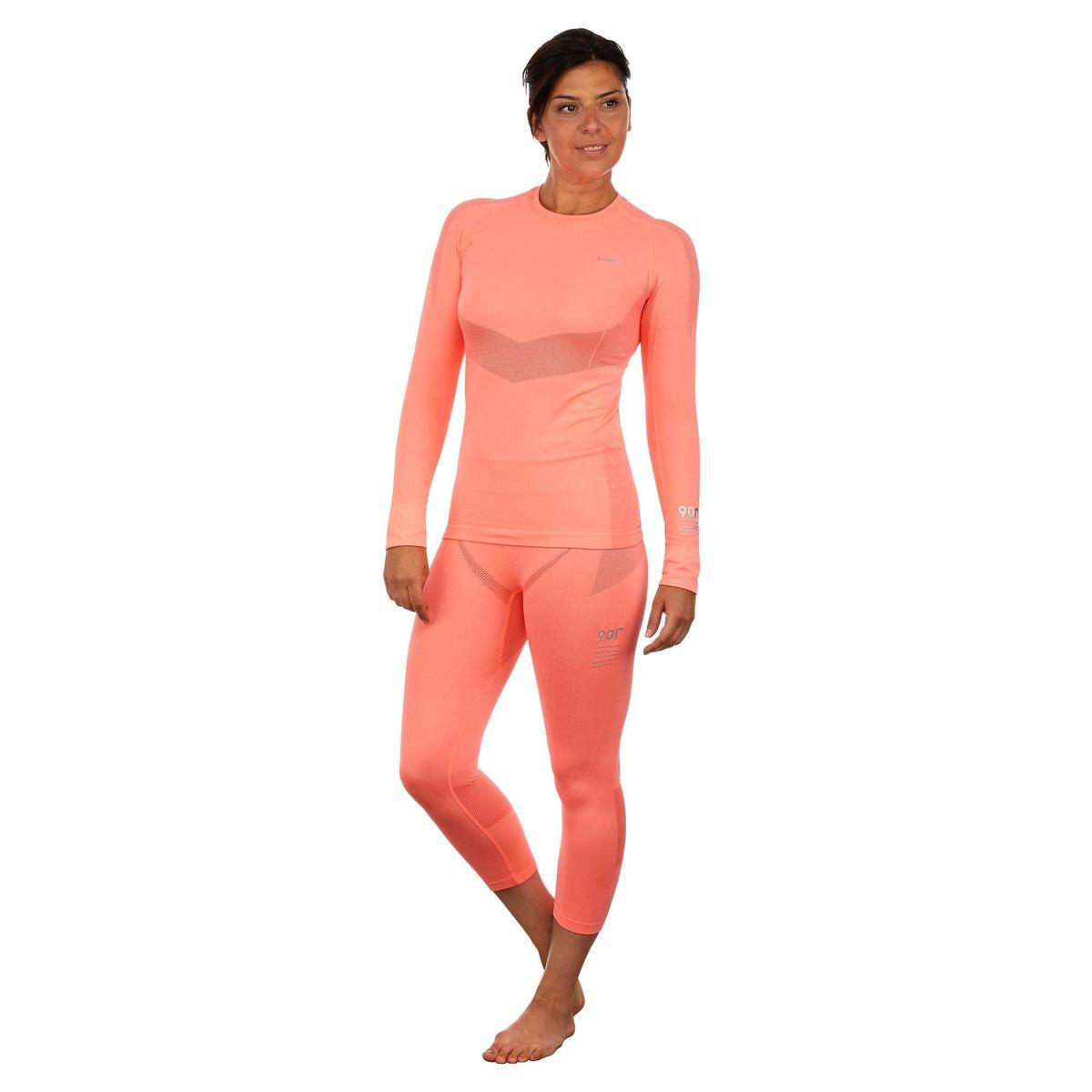 Bild 2 von Skiunterwäsche Funktionshose 900 Damen rosa