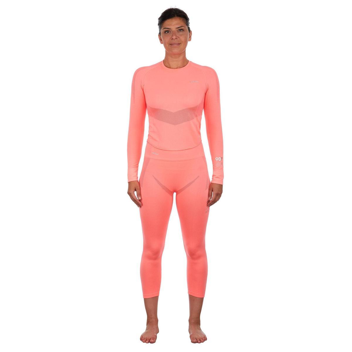 Bild 3 von Skiunterwäsche Funktionshose 900 Damen rosa