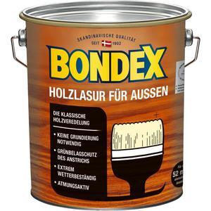 """Bondex              Holzlasur für Außen """"Nussbaum"""""""
