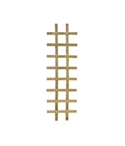 Holz-Minispalier, 29 x 93 cm