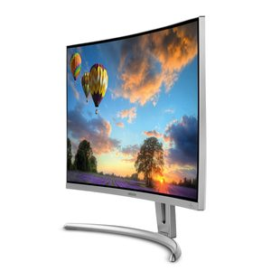 "MEDION AKOYA® P57850 Curved Monitor, 68,6 cm (27"") LED-Backlight, Full HD Display, integrierte Lautsprecher, HDMI, DVI-D"