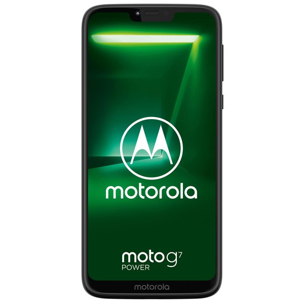 "MOTOROLA moto g7 power Smartphone, 15,84 cm (6,2"") HD+ Display, Android™ 9.0, 64 GB Speicher, Octa-Core-Prozessor, Dual-SIM, LTE"