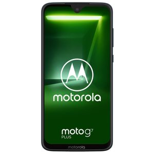 "MOTOROLA moto g7 plus Smartphone, 15,84 cm (6,24"") Full-HD+ Display, Android™ 9.0, 64 GB Speicher, Octa-Core-Prozessor, Dual-SIM, LTE"