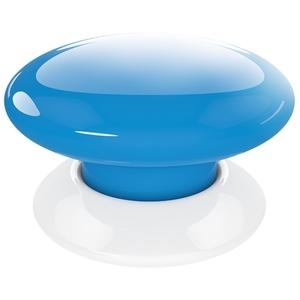 Fibaro The Button, blau (Z-Wave Plus, Ausführung verschiedener Szenen, drahtlos)