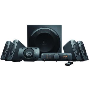 Logitech Z906 5.1 Surround-Soundsystem, THX-Zertifiziert, inkl. kabelloser Fernbedienung