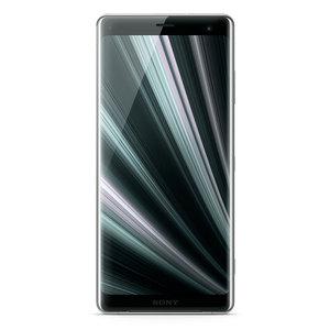 "Sony Xperia XZ3 64GB Dual-SIM White Silver [15,2cm (6"") OLED Display, Android 9.0, 19MP Hauptkamera]"