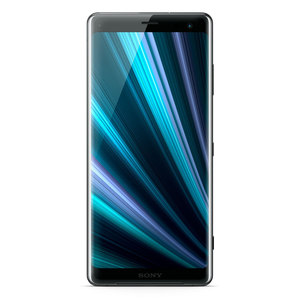 "Sony Xperia XZ3 64GB Dual-SIM Black [15,2cm (6"") OLED Display, Android 9.0, 19MP Hauptkamera]"