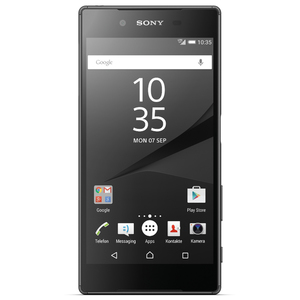 "Sony Xperia Z5 Graphit-Schwarz EU [13,2cm (5,2"") Full HD Display, Android 5.1, Octa-Core 2.0 GHz, 23MP]"