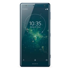 "Sony Xperia XZ2 Dual-SIM Deep Green EU [14,5cm (5,7"") FHD+ Display, Android 8.0, 2.8GHz Octa-Core, 19MP]"