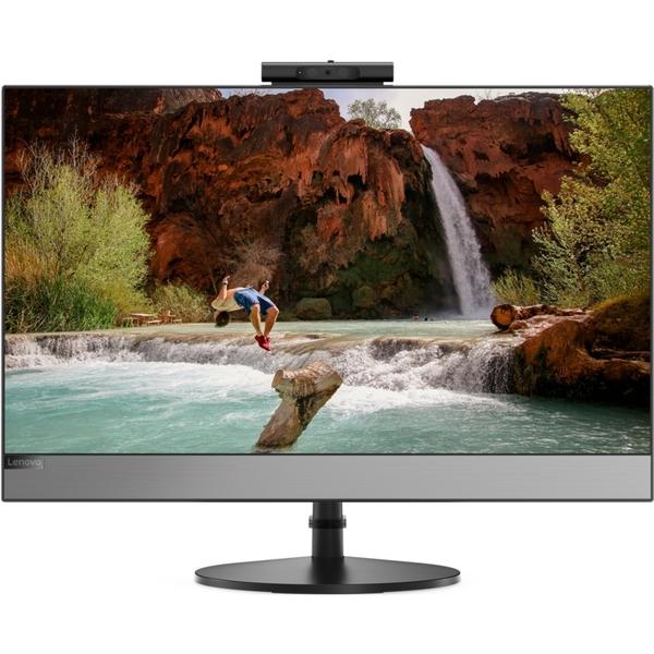 """Lenovo ThinkCentre V530-24ICB AiO 10UW008YGE 60,5cm (23,8"""") FHD-Display - i5-8400T, 8GB RAM, 256GB SSD, UHD Grafik 630, FreeDOS"""
