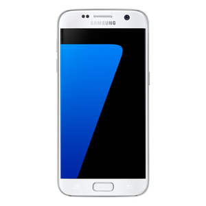 """Samsung Galaxy S7 32GB White-Pearl [12,92cm (5,1"""") Quad HD Display, Android 6.0, 2.3GHz Octa-Core, 12MP]"""