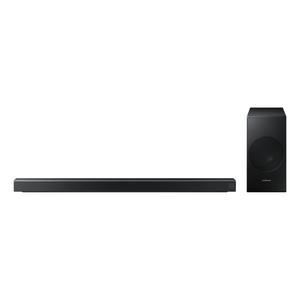 SAMSUNG HW-N550 (Schwarz) - 3.1-Kanal Flat Soundbar (340 Watt, Surround Sound, Bluetooth/USB)