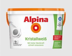 Alpina Kristallweiß