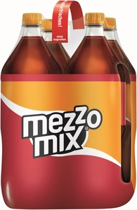 Mezzo Mix Orange PET 4x 1,5 ltr