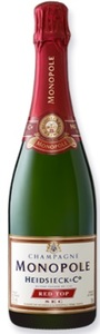 Heidsieck Monopole Red Top Champagne Sec 0,75 ltr