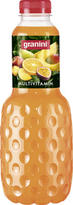 Granini Multivitamin Saft 1 ltr PET