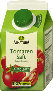 Alnatura Bio Tomatensaft 0,5 ltr