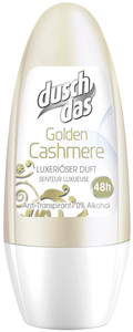 Duschdas Deo Roll-On Golden Cashmere 50 ml