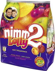 nimm2 Lolly 120 g