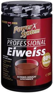 Power System Professional Eiweiss Schoko-Nougat Geschmack 80% Eiweiss 360 g