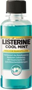 Listerine Coolmint Mundspülung Probiergröße 95 ml