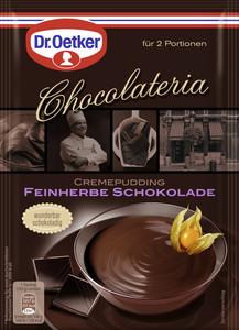 Dr.Oetker Chocolateria Cremepudding feinherbe Schokolade 87 g