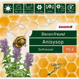 toomEigenmarken -              toom Bienenfreund Anisysop